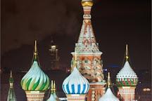 Lobnoye Mesto, Moscow, Russia