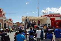 Monumento JRZ, Ciudad Juarez, Mexico