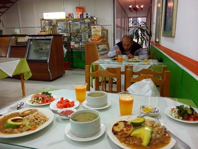 Restaurante Vegetariano El Champiñon