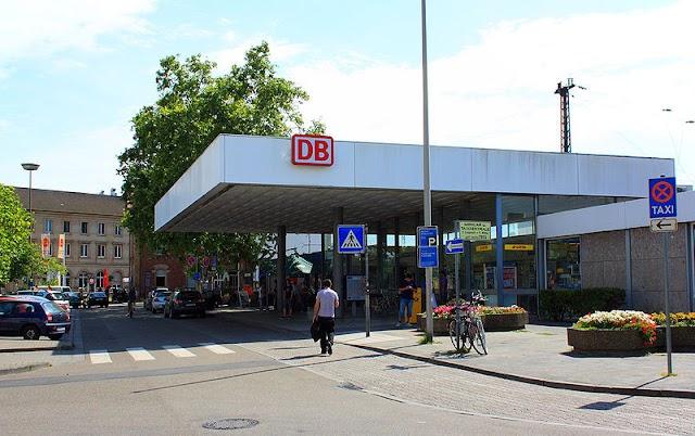 Hauptbahnhof Frankenthal