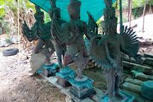 Di Wo Gallery, Siem Reap, Cambodia