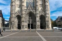 Cathedrale Saint-Gatien, Tours, France