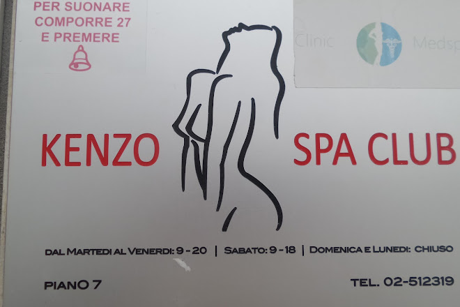 Kenzo U.S.A., Milan, Italy