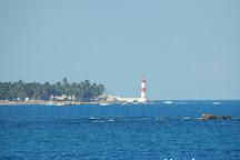 Itapua Lighthouse, Salvador, Brazil