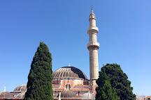 Suleman mosque, Rhodes Town, Greece