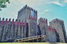 Guimaraes Castle, Guimaraes, Portugal