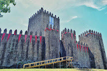 Guimarães Castle, Guimaraes, Portugal