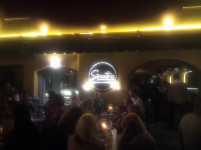 Sinatra Cocktail Bar Rhodes