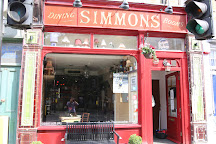 Simmons Bar | Kings Cross, London, United Kingdom