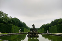 Bassin de la Pyramide, Versailles, France