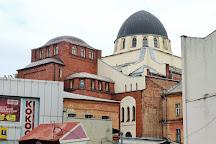 Kharkov Synagogue, Kharkiv, Ukraine