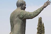 Statue of Nelson Mandela, Pretoria, South Africa
