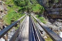 Kuhflucht Wasserfall, Farchant, Germany