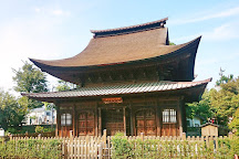Shofukuji Temple, Higashimurayama, Japan