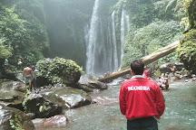 Sindang Gila Waterfall, Bayan, Indonesia