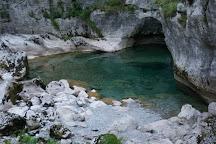 Mrtvica Canyon, Medjurecje, Montenegro