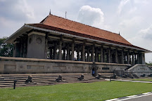 Independence Square, Colombo, Sri Lanka