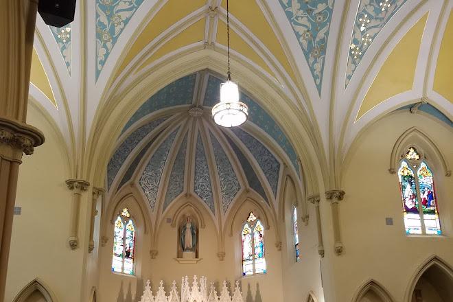 St Mary's Church, Corning, United States