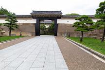 Osakajyo Nishinomaru Garden, Osaka, Japan