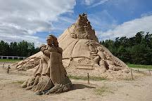 Sandskulkturenfestival Binz, Ostseebad Binz, Germany