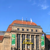 Train Station  Leipzig Hbf