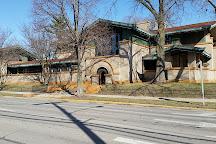 Dana-Thomas House, Springfield, United States