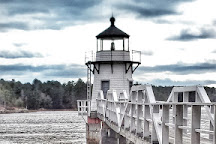 Doubling Point Lighthouse, Arrowsic, United States
