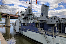 USS Slater DE-766, Albany, United States
