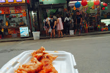 Taiwan Snack street, Xiamen, China