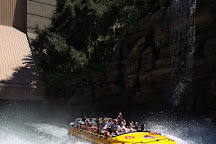 Jurassic Park The Ride, Los Angeles, United States