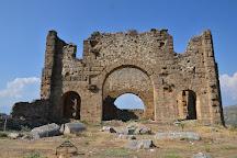 Aspendos Ruins and Theater, Serik, Turkey
