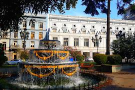 Автобусная станция   Tbilisi Railway square