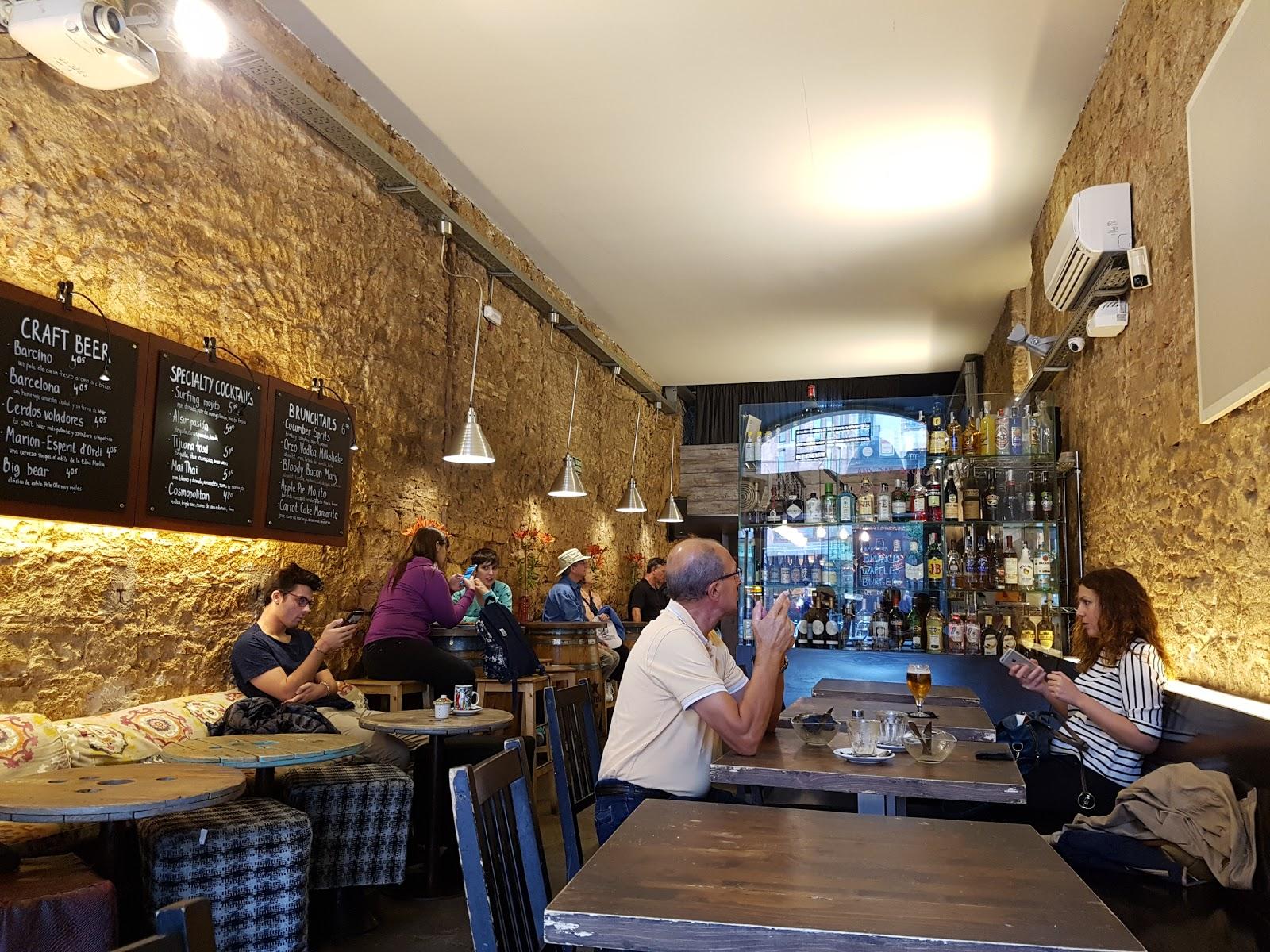 Alsur Café (Palau): A Work-Friendly Place in Barcelona