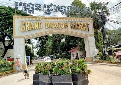 Grand Dragon Resorts Huyện An Phu An Giang