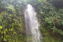 Toraille Waterfall, Soufriere, St. Lucia