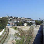 Железнодорожная станция  Sevastopol
