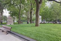 Dorchester Square, Montreal, Canada