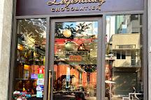 Legendary Chocolatier, Ho Chi Minh City, Vietnam