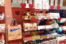 Manner Shop, Vienna, Austria