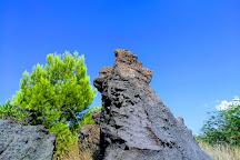 Valle dei Mostri, Isola Vulcano, Italy