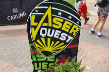 Laserquest, Skegness, United Kingdom