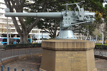 Emden Gun, Sydney, Australia