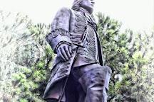Monumento a Don Blas de Lezo y Olavarrieta, Madrid, Spain
