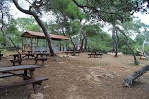 Pykni Picnic Site, Kathikas, Cyprus