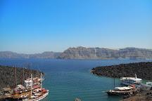 Nea Kameni, Santorini, Greece