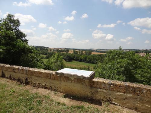 Table d'orientation Valence-sur-Baïse