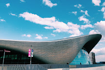 London Aquatics Centre, London, United Kingdom