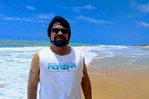 Taipe Beach, Arraial d'Ajuda, Brazil