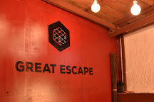 Great Escape Rooms, Athens, Greece