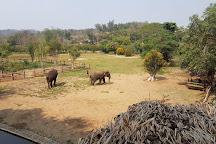 Kanta Elephant Sanctuary, Chiang Mai, Thailand